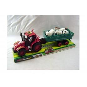 Tractor cu remorca 628