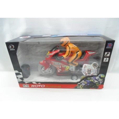 Motocicleta RC 998