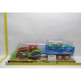 Tractor mecanic 2535
