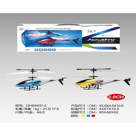 Elicopter RC 866D