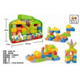 Cuburi constructie 6688-9A