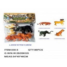 Set animale salbatice 030-5
