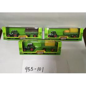 Tractor metal 955-101