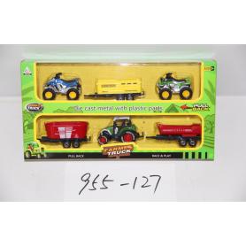 Tractor metal 955-127